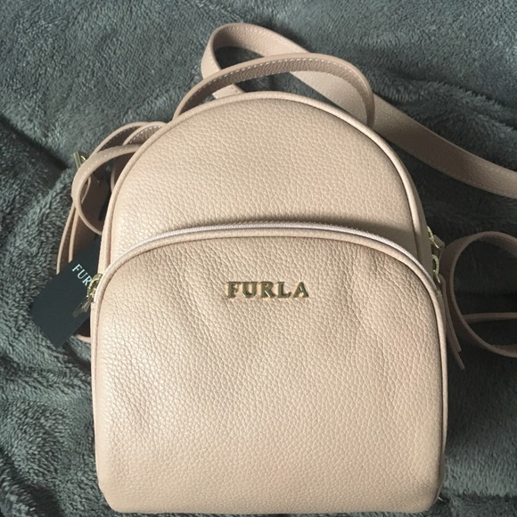 306a290a7270 NEW Furla Mini Frida Backpack